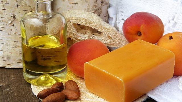 Pflege für die Haut mit Öl
