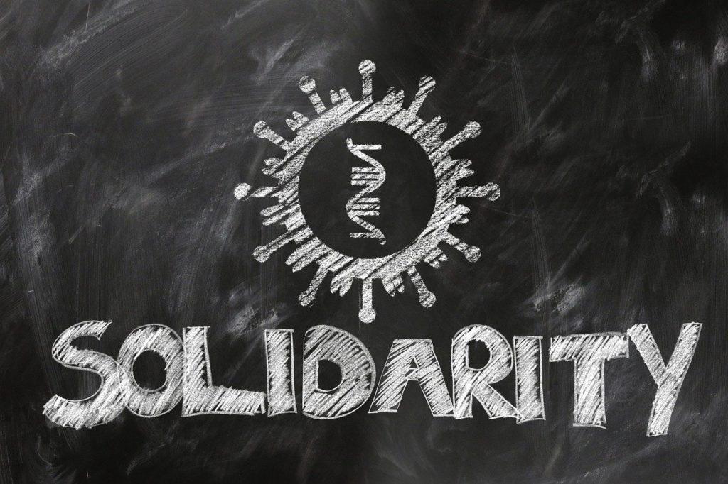 Covid-19 - Solidarität regional